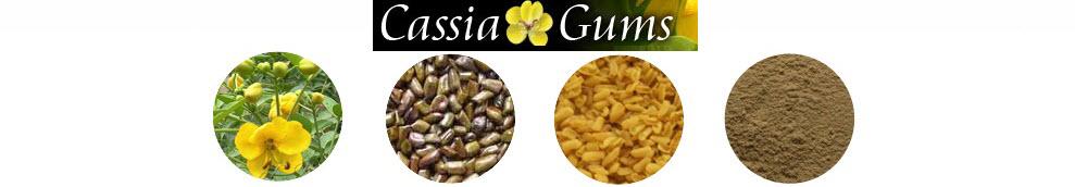 Cassia Gums